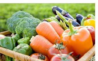 Gesunde-Ernährung-mit-Gemüse