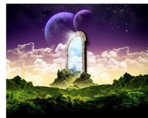 Portal in die 5 Dimension?
