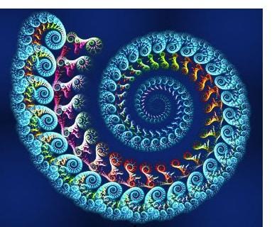 Göttliche Spirale