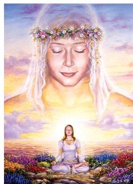Meditieren für geistige Klarheit