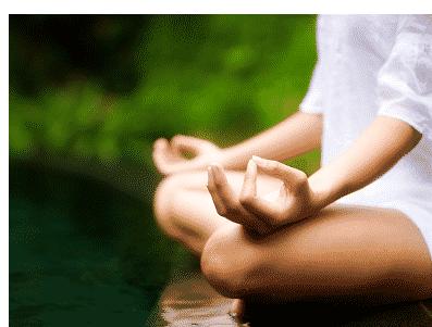 Meditation Ruhe