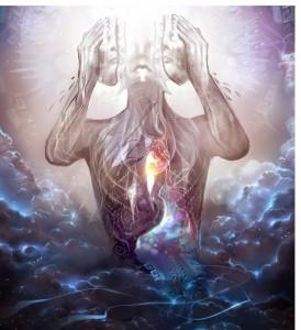 Alles entsteht aus Bewusstsein heraus