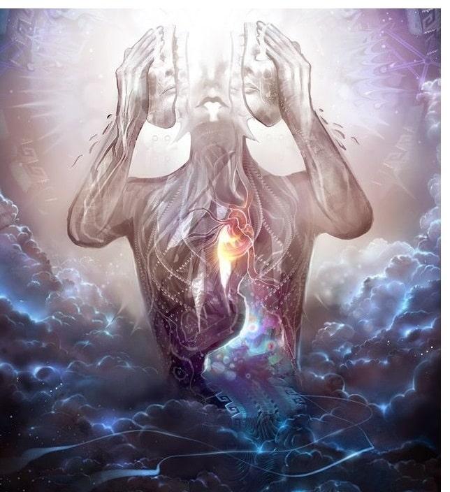 Das Gefühl der geistigen Klarheit
