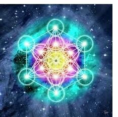 Bluem des Lebens - Ein energetisch lichtes Symbol