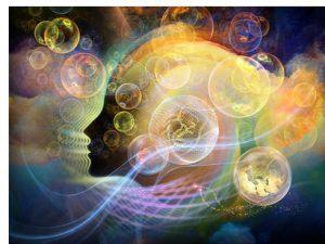 Das erwachen spiritueller Kräfte