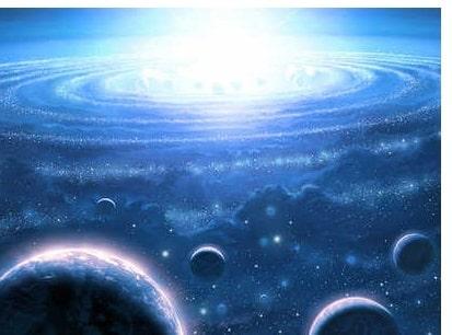 Universum Einblick