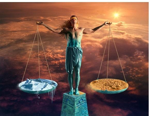 Seelisches Gleichgewicht