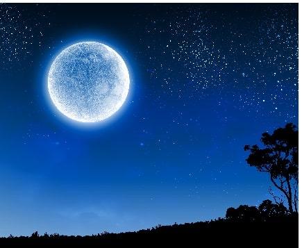 Abnehmende Mondphase - Eigenverantwortung übernehmen