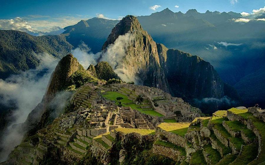 Machu Picchu- Die Ruinenstadt