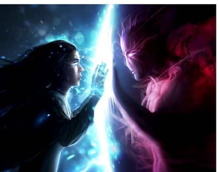 Krieg zwischen dem Licht und der Finsternis