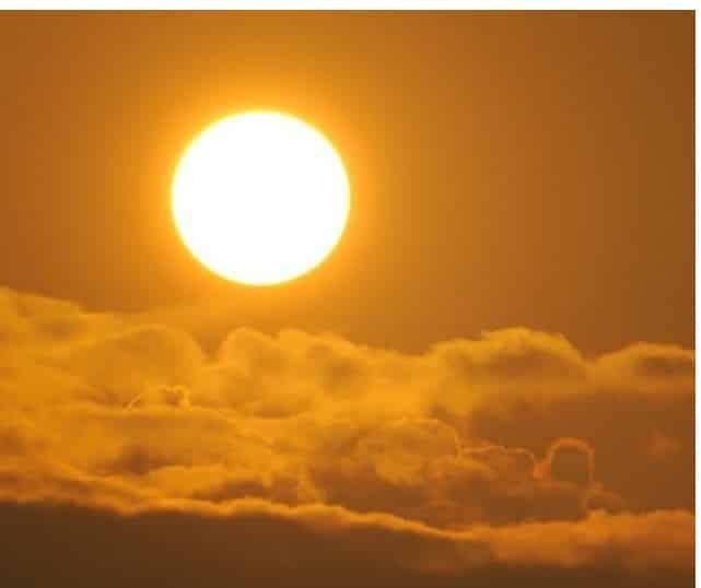 Sonne Jahresregent