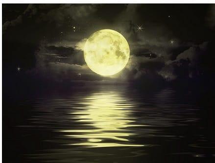 Die heutige Tagesenergie - Mondphasen