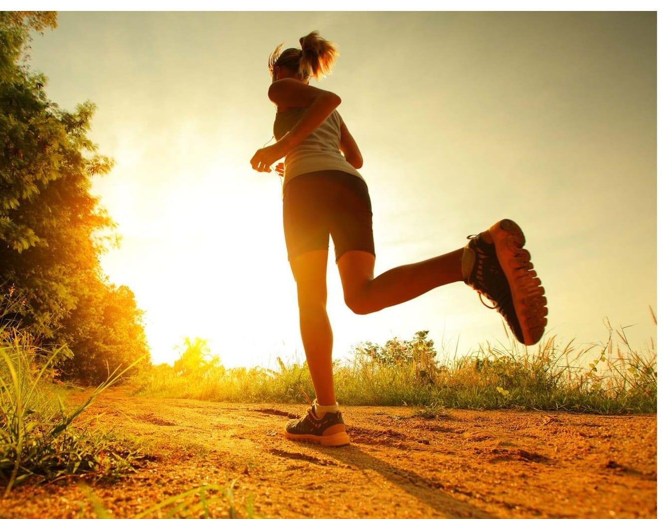 Laufen gehen - Psyche pushen