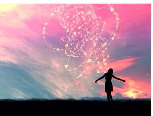 Alles ist auf geistiger Ebene miteinander verbunden