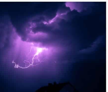 Wettermanipulation im großen Stil