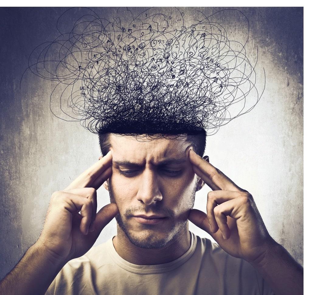 Wie sich Stress negativ auf den eigenen Geist auswirkt