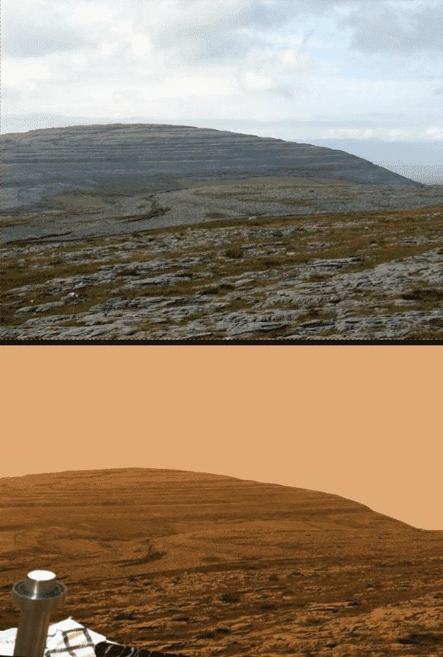 MARS FAKE