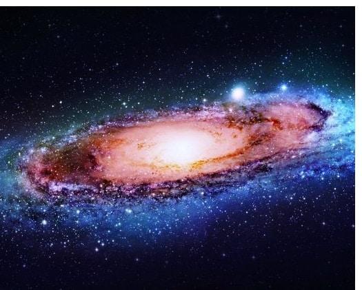 Du bist das Universum, die Schöpfung und das Leben