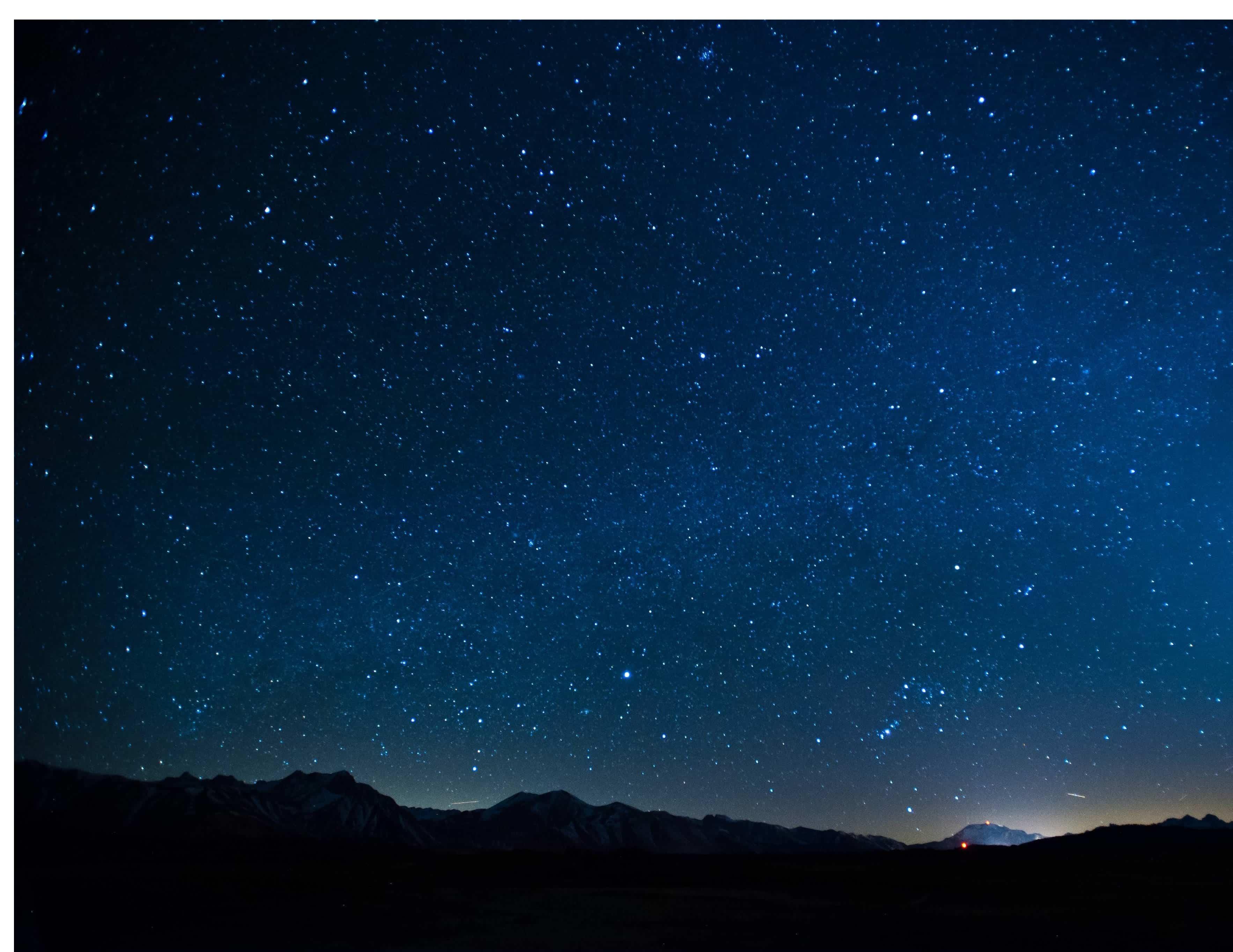 Harmonische Sternkonstellation