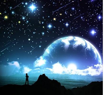 Die Neuausrichtung unseres Geistes + Heutige Sternkonstellationen