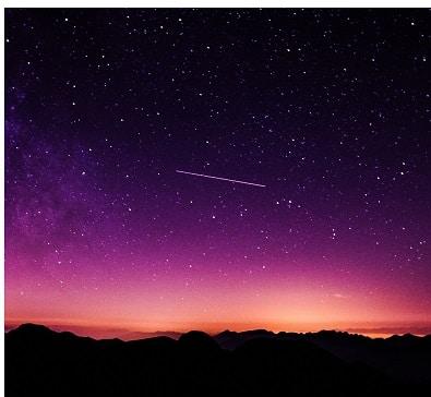 Allerlei los am Sternenhimmel