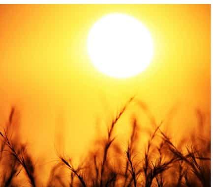 Wertvolle Konjunktion zwischen Sonne und Merkur