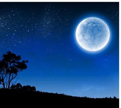 Mond im Sternzeichen Jungfrau