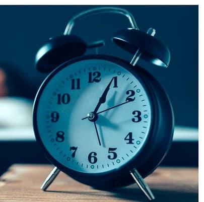 Den eigenen Schlafrhythmus abändern