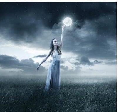 Mond im Sternzeichen Waage