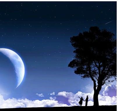 Mond im Sternzeichen Zwillinge