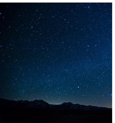 Mond wechselt zum Abend hin in das Sternzeichen Stier