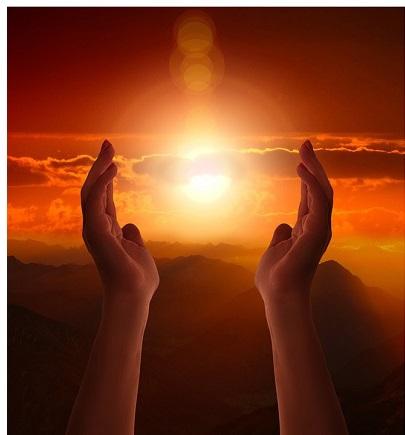 Was kommt nach Gott? Die höchste Ebene!