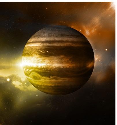 Jupiter rückläufig