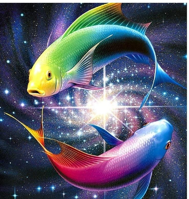 Mond im Sternzeichen Fische