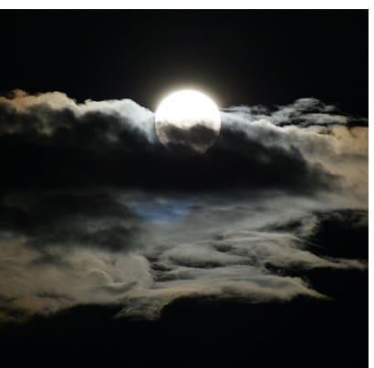 Die Macht der totalen Mondfinsternis