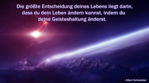 Albert Schweitzer Zitat 2