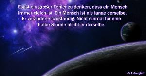 G. I. Gurdjieff-Zitat - Kopie