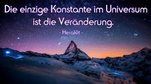Heraklit-Zitat