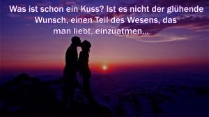 Kuss-Zitat
